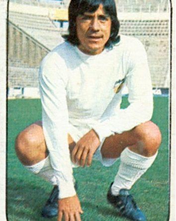 Liga 76-77. Valdez (Valencia C.F.). Ediciones Este. 📸: Toni Izaro.