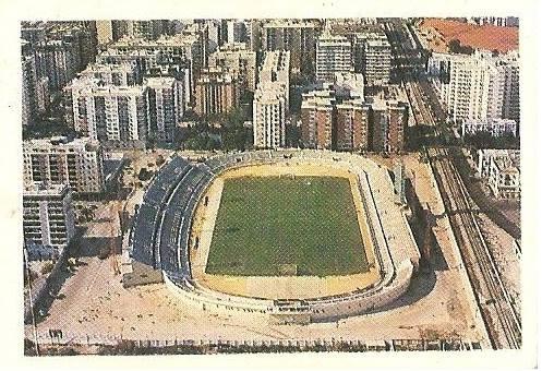 Trideporte 84. Estadio Ramón de Carranza (Cádiz C.F.). Editorial Fher.
