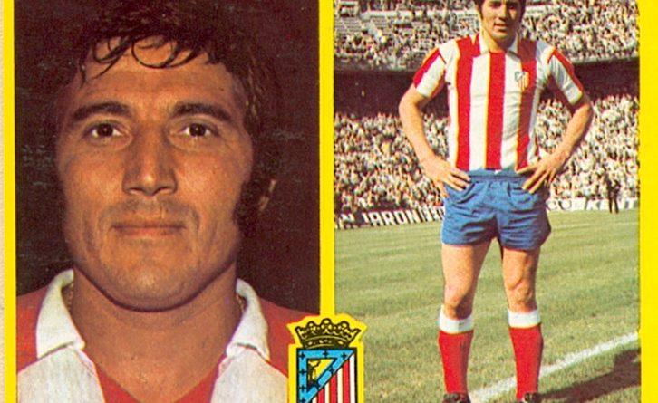Liga 72-73. Ovejero (Atlético de Madrid). Ediciones Este. 📸: Toni Izaro.