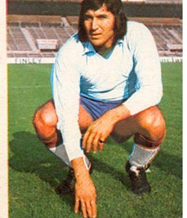Liga 74-75. Ovejero (Real Zaragoza). Ediciones Este. 📸: Toni Izaro.