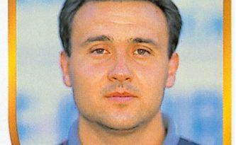 Liga 95-96. Caballero (Getafe C.F.). Ediciones Este. 📸: Toni Izaro.