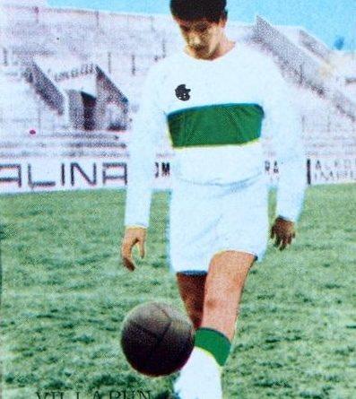Liga 1965-66. Villapún (Elche C.F.). Editorial Fher. 📸: Arturo Alcázar.