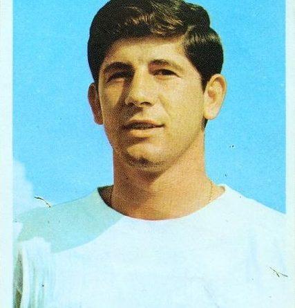 Liga 1967-68. Villapún (Elche C.F.). Editorial Burguera. 📸: Arturo Alcázar.