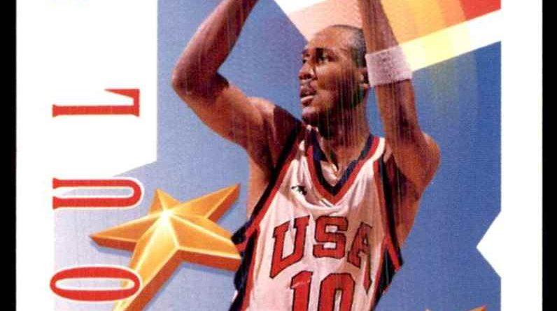 Seoul '88. Willie Anderson (USA). Skybox. 📸: Felipe Hernández.