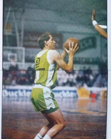 Basket 91 ACB. Brian Jackson (Huesca Magia). Ediciones Panini. 📸: Ramón Martín Lozano.
