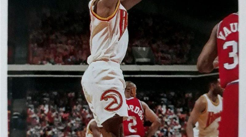 NBA 1994-1995. Ken Norman (Atlanta Hawks). Upper Deck.