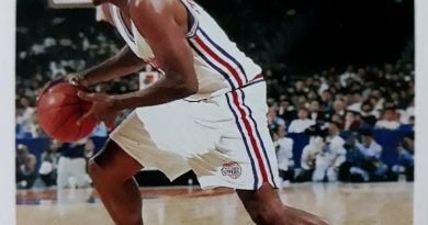 NBA 1994-1995. Lamond Murray (Los Angeles Clippers). Upper Deck.
