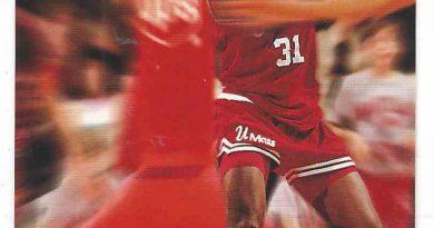 NCAA 1993-94. Harper Williams (Massachusettes). Classic Futures. 📸: José Arias.