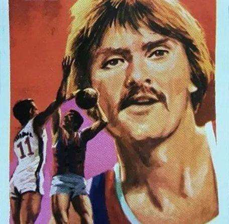 Ases Mundial del Deporte. N⁰ 92. Bob Guyette. Editorial Quelcom. 📸: Grupo de Facebook Nuestros álbumes de cromos.